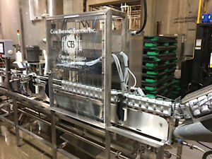 2012 Cask 5 Head Canning Line!