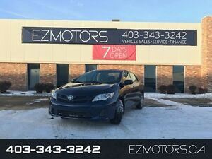 2012 Toyota Corolla CE/BLUETOOTH/LOW KMS