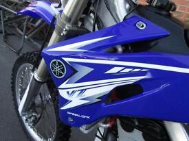 YAMAHA YZF 250 2009 MX MOTOCROSS OFFROAD BIKE