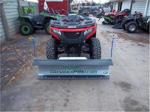 2017 ARCTIC CAT ALTERRA 700 XT WITH PLOW AND WINCH!! Peterborough Peterborough Area image 3
