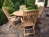Garden Furniture by ALEXANDER ROSE