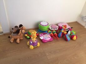 Toys for 2-3 year old