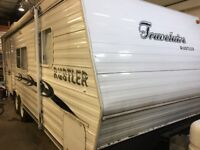 2002 TRAVELAIRE RUSTLER RT 242 PERFECT FOR COUPLES Calgary Alberta Preview