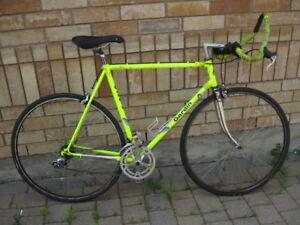 "*RARE* vintage Gardin 12-speed, 23"" frame, 27"" wheel road bike"