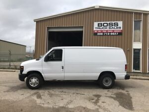 2013 Ford Econoline Cargo Van Shelving!! Reduced!!!