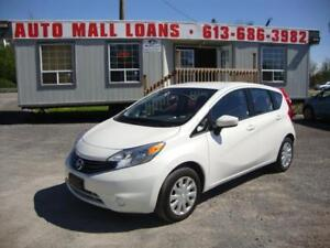 2016 Nissan Versa Note SV *** Pay Only $46 Weekly OAC ***