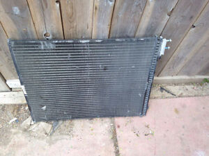 Ford F250 F350 6.0L air conditioner condensers
