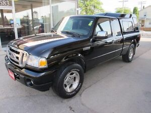 2008 Ford Ranger 4x4 XLT pickup w/HI-CAP& pullout truck bed