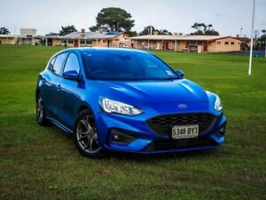 2019 Ford Focus SA 2019.25MY ST-Line Blue 8 Speed Automatic Hatchback Christies Beach Morphett Vale Area Preview