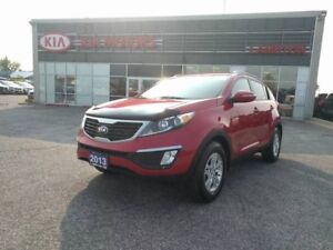 2013 Kia Sportage LX 4dr Front-wheel Drive WE SOLD NEW