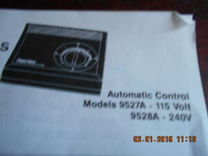 Channel Master Antenna Rotator Control/ Regale rotateur