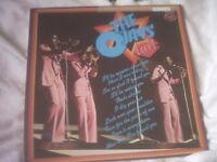 Vinyl LP The O'Jays The O'Jays Live MFP 50124