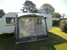 isabella Minor Awning 8' x 6' excellent condition.
