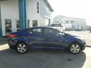 2012 Hyundai Elantra MD Elite Blue 6 Speed Automatic Sedan Earlville Cairns City Preview