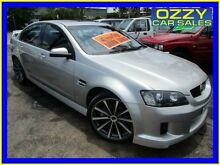 2007 Holden Commodore VE SS-V Silver 6 Speed Automatic Sedan Minto Campbelltown Area Preview