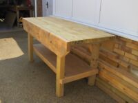 Work Bench For Sale Strong & Heavy