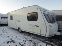 Lunar lexon 560 island bed 4 berth,motor mover,end bedroom,luxury model,fsh