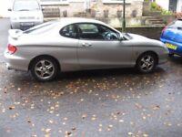 2002 HYUNDAI CLASSIC SPORTS COUPE 2.0 SE/F2 AUTO WITH O/D MOT POSS PART X