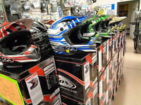 HUGH HELMET SALE. RIVERCITY CYCLE. BEST DEALS