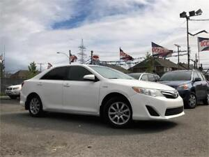2013 Toyota Camry Hybrid LE/AUTO/AC/MAGS/CRUISE/One Owner/ELECT!