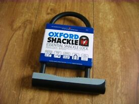 Bike Lock Strong Quality Bicycle D Lock From Oxford With 3 Keys And Bracket For Bike Can Deliver