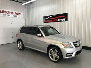 2012 Mercedes-Benz GLK350 4MATIC LEATHER/HEATED SEATS/AMG PACK G
