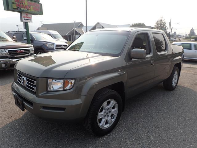 Reduced  2007 Honda Ridgeline Ex