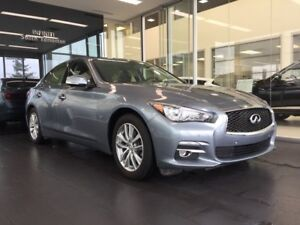 2014 Infiniti Q50 Technology Package, Accident Free, One Owner