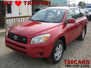 2007 Toyota Rav4 V6 4wd - NEW BRAKES - WE DO TRADES