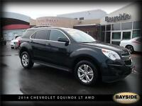 2014 Chevrolet Equinox 2LT  BACK UP CAM AND HEATED SEATS!