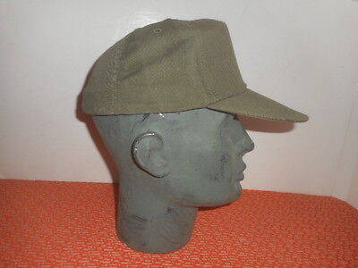 ( U.S.ARMY:Vietnam War Ball Cap Uniform Service Hot Weather Cap or Hat 7 1/2)