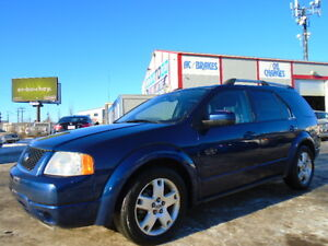 2006 Ford FreeStyle LIMITED-AWD-LEATHER-SUNROOF-DVD-HDTV--AWD