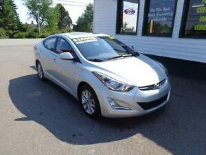 2016 Hyundai Elantra SE for only $135 bi-weekly all in!