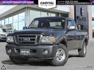 2011 Ford Ranger Sport **Low Mileage**