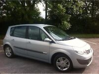 RENAULT MEGANE SCENIC 1.4, FAMILY CAR, CHEAP TO CLEAR