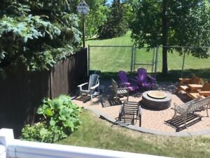 Beautiful Furnished Home for Rent in East End Regina