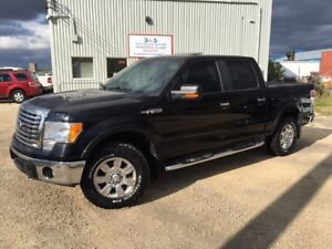 2009 Ford F-150 LARIAT-SUNROOF-LEATHER-LOADED Pickup Truck