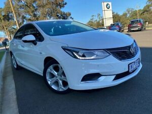 2018 Holden Astra BL MY18 LT White 6 Speed Sports Automatic Sedan Traralgon Latrobe Valley Preview