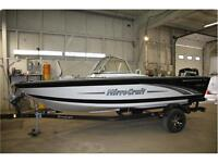 Clear Out Event! 2015 MirroCraft Aggressor 1863 Pro X