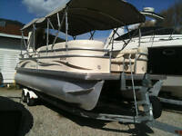 Parti Kraft 23 ft Pontoon Boat