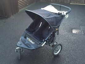 Out & About 360 Nipper Double Buggy