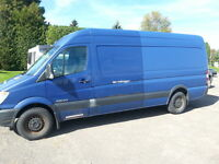 2008 Dodge Sprinter 2500 Extended High Roof