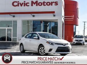 2015 Toyota Corolla LE - BLUETOOTH, POWER GROUP, AIR CONDITION
