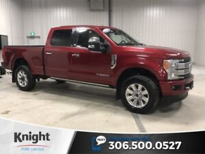 2017 Ford Super Duty F-350 SRW Platinum Navigation, Moon Roof