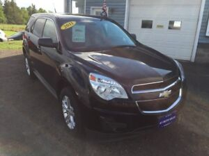SOLD SOLD SOLD 2011 Chevrolet Equinox LS AWD