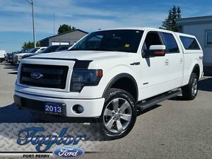 2013 Ford F-150 FX4 *Leather*20's**Starter*