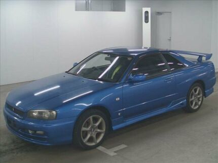 2000 Nissan Skyline GT R34 AUTOMATIC Braeside Kingston Area Preview