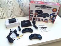 Sega Mega Drive Classic Console 80 Games Mint Condition with Warranty