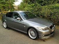 2009 09 BMW Alpina D3 Bi-Turbo 2.0 4dr Saloon Diesel Grey Automatic