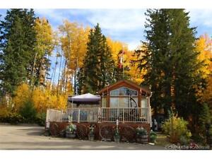 2 BD + Shed + Single Garage at Raymond Shores Resort, Gull Lake